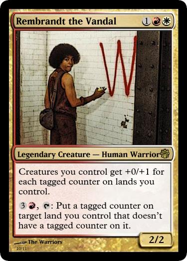 The Warriors | Seems Good Magic | The Number 1 Online MTG ...